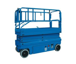 juxin Self Propelled Mini Scissor Lift Table