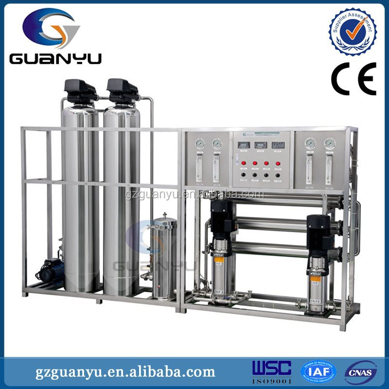 deionized water equipment for chemical industry