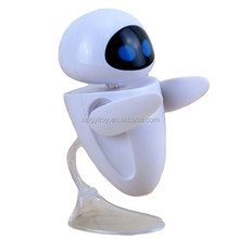 New New Pixar Wall-E Partner EVE 9.5cm/3.7 PVC Toy Action figure