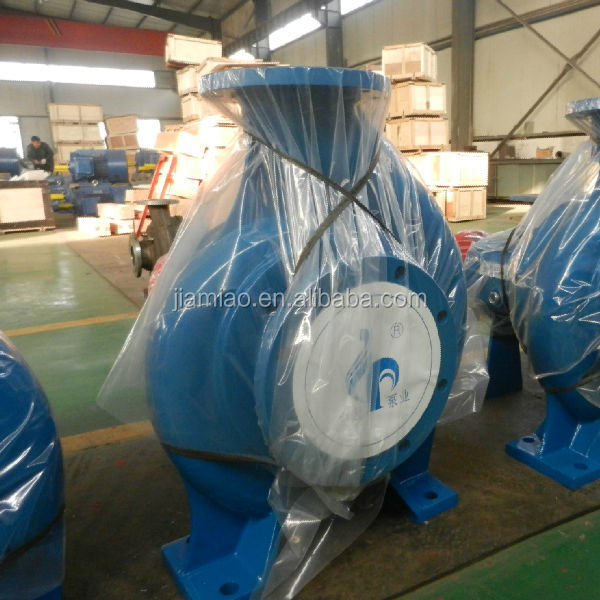 316 Stainless Steel centrifugal Pump for Bleached Liquor in Paper Mill