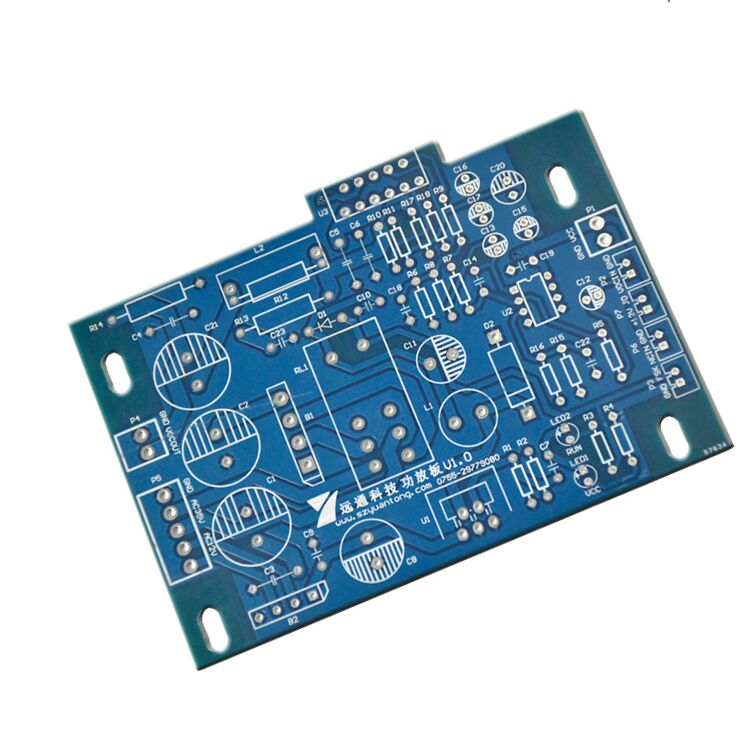0.2 mm to 6.0 mm board thickness OSP p10 pcb led pcb board with CE ROHS UL authentication