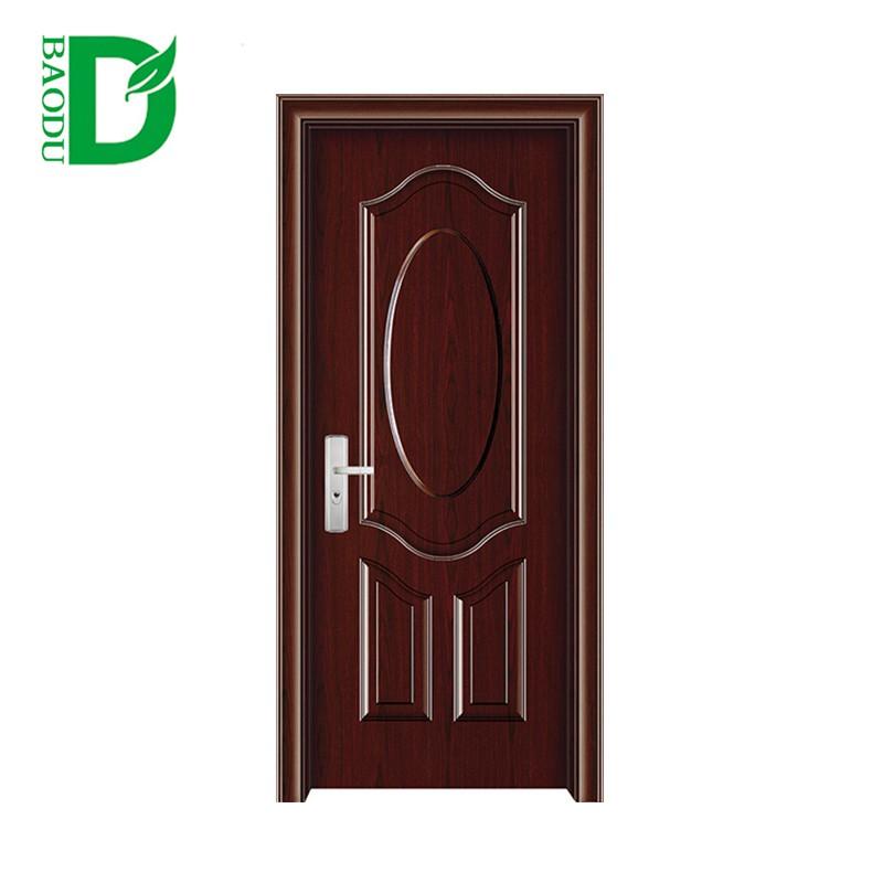 Top BAODU DOOR American Steel Door Entrance Steel Door Main Gate Design