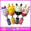 2015 Wholesale novel pencil topper for kidsCustom rubber animal pencil toppers for children,Best-selling pencil toppers WJ277930