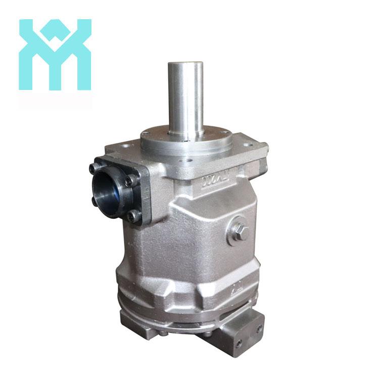 Best selling low noise hydraulic double gear pump