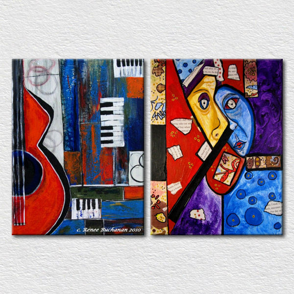 Canvas Pictures Abstract Wall Art Cheap For Home Decoration Buy