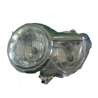 Tiger 2009 Motorcycle Headlight Assembly