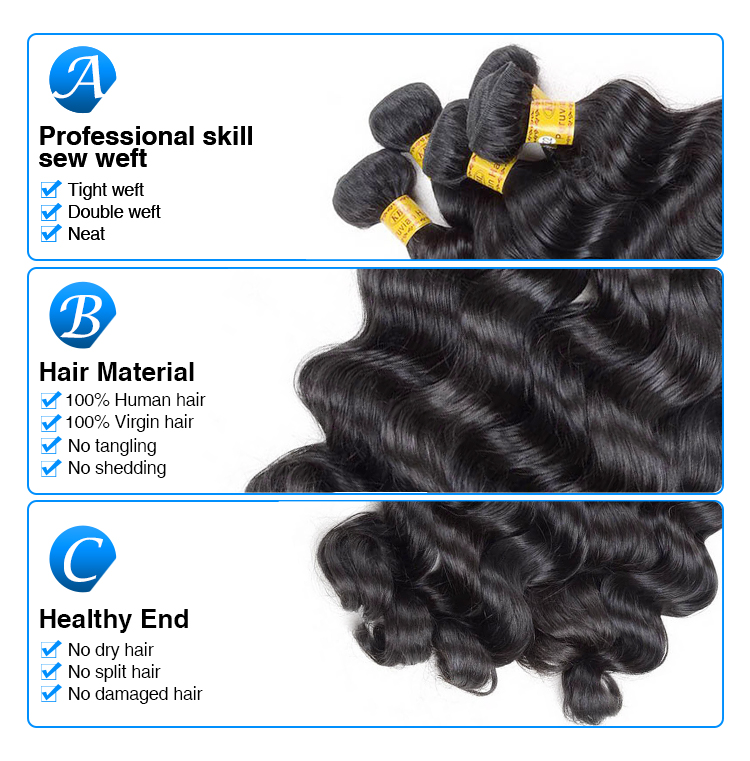 Cheap loose natural 100% virgin ethiopian human hair,her imports hair vendor,10a raw unprocessed virgin hair vendors