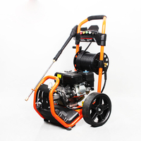 BISON(CHINA) BS180NB 6.5Hp 180Bar Portable Land High Pressure Water Jet Cleaner