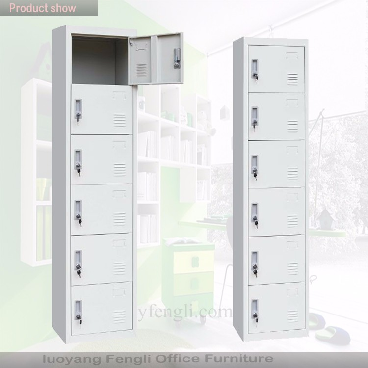 High Quality Clothes Storage Steel Locker Cabinet For Sale ...