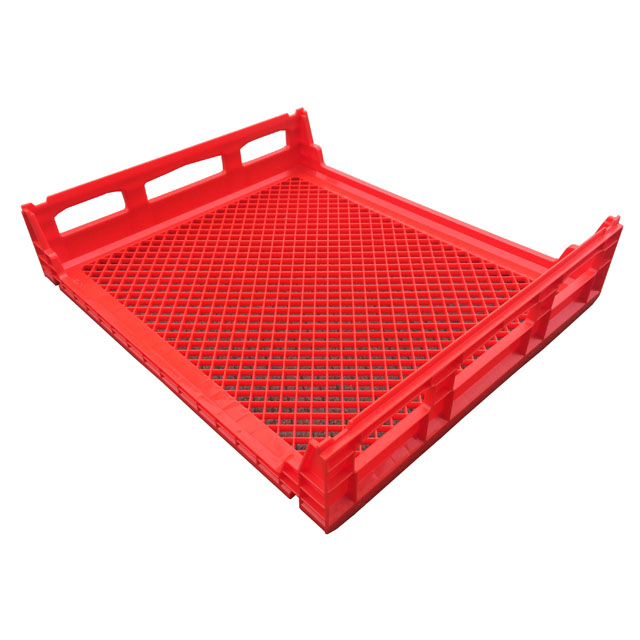 690*605*150mm cheap price plastic crate for bread plastic bakery tray