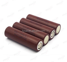 Good news! wholesale price lg icr 18650 HG2 3000mah 3.7v rechargeable battery for vape mod