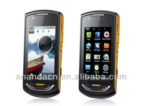 Original S5620 Monte Unlocked Phone,3G,Quad-Band, WIFI, 3.0 Capacitive Touchscreen, Wholesale