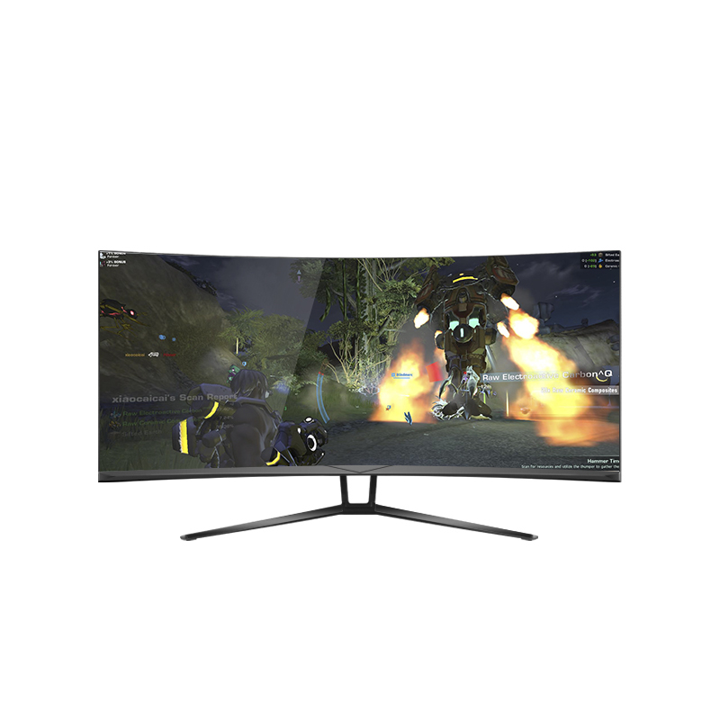 35 Inch 21:9 4k Curved Ultra Wide Ips Gaming Monitor With 120hz - Buy  Ultrawide Led Monitor,4k Curved Monitors,35 Inch 4k Monitor Product on