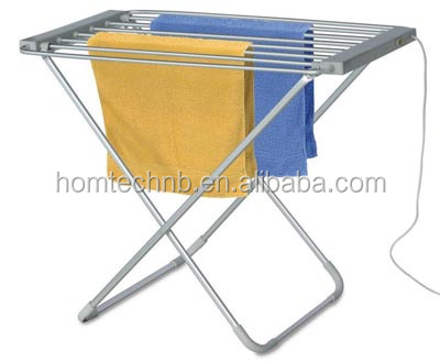 Sunrise HT-800 model100W Foldable Clothes Airer Heated, Electric Towel Dryer,Electric Clothes Dryer