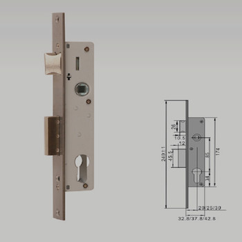 CJ-3710 Different types door locks antitheft locks all kinds of locks and hardware : types door - pezcame.com