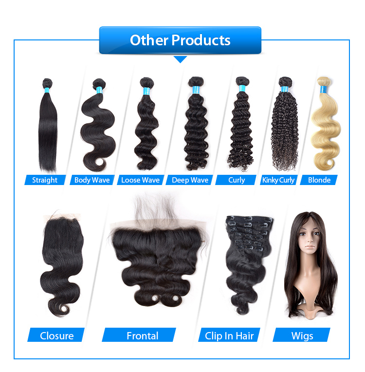 KBL Golden Supplier Wholesale 7A/5A/3A 100% Unprocessed virgin Brazilian Hair Bundles