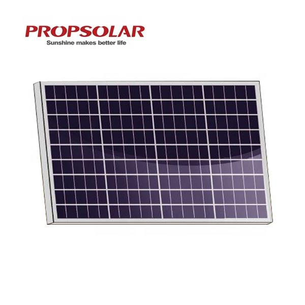 Mono & Poly 12V PV Solar Panels 5w 10w 20w 30w 40w 50w 60 Wp 70w 80Wp 90 w 100 watt