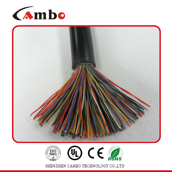 0.411mm BC cat.5e outdoor telephone cable 600 pair for telecom