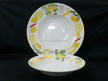 7pcs Italian Pasta Bowl Set Wholesale In Ceramic Bowls - Buy Pasta ...