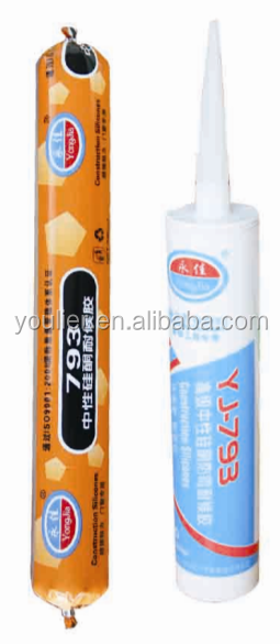 Neutral Silicone Weatherproof Sealant YJ-793