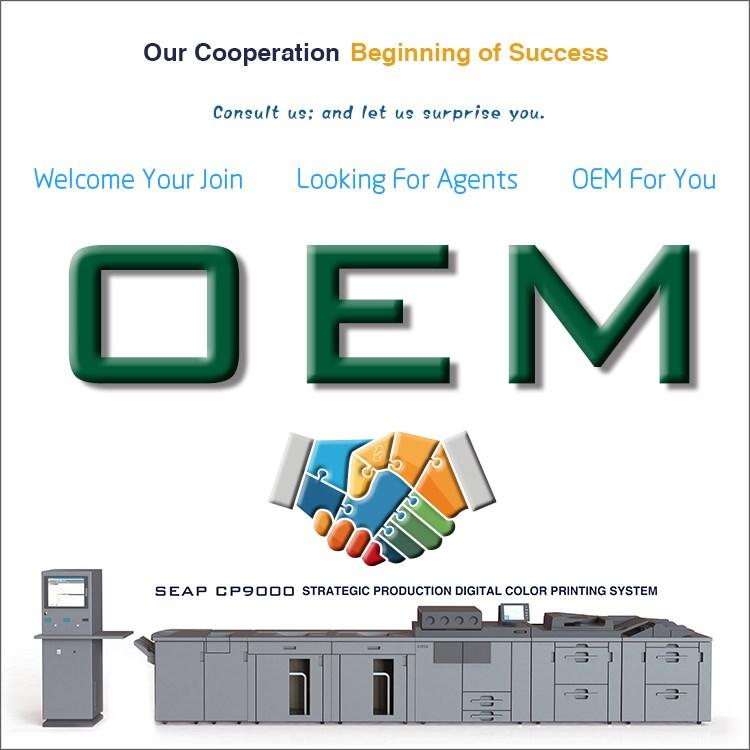 PAED CP9000 Offset Imprimante Copieur duplicateur duplicateur Stenograph Imprimante Rapide Vitesse machine d'impression imprimante numérique