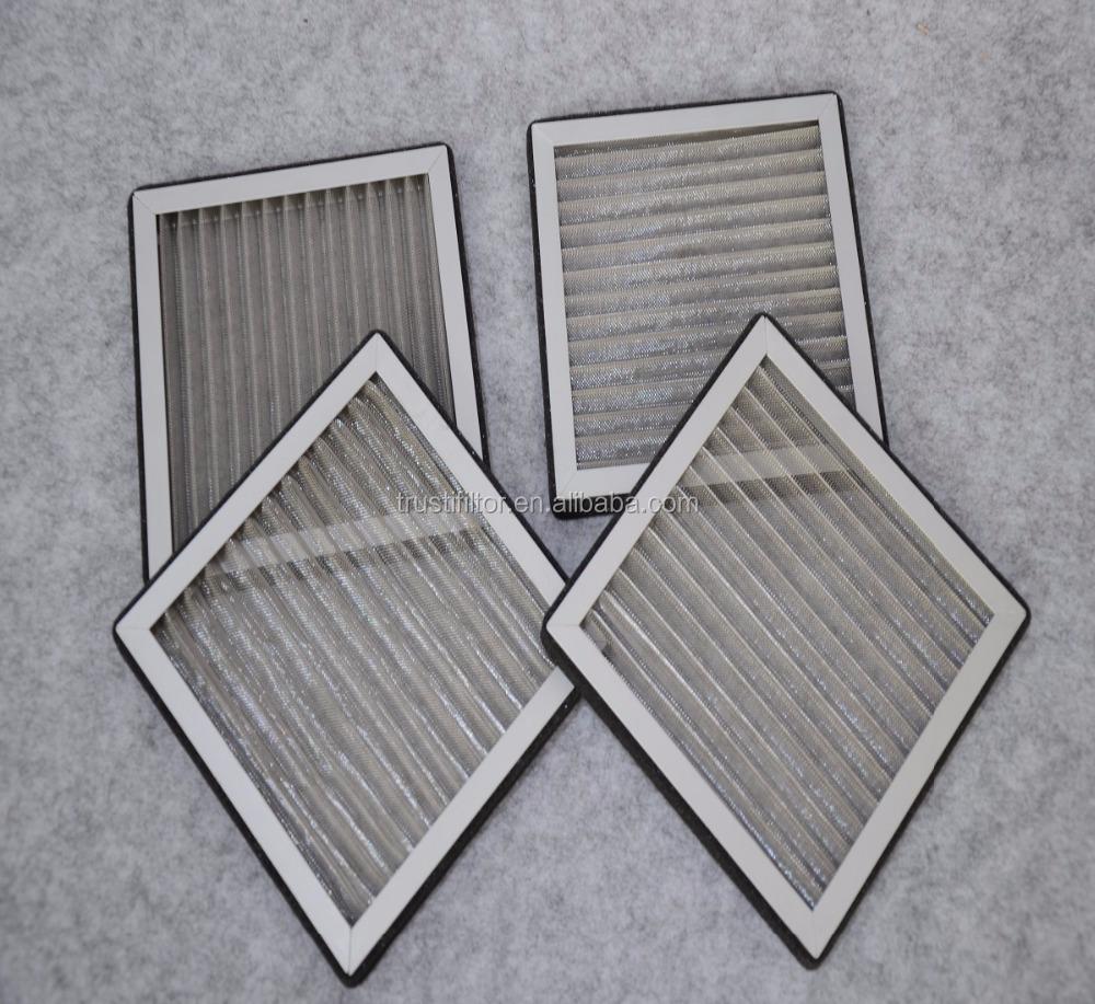 Finden Sie Hohe Qualität Aluminium-metall-mesh-filter Hersteller und ...