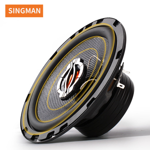 Hot Sale High Quality 6.5 Inch 2-Way Car Coaxial Audio Speaker & Horn