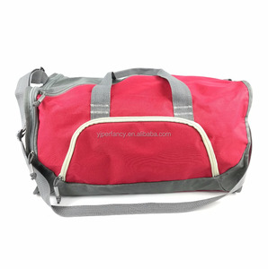 2018 New Design Sport Gym Fitness Duffel Travelling Outdoor Duffel Travel Bag (PF-TB001)