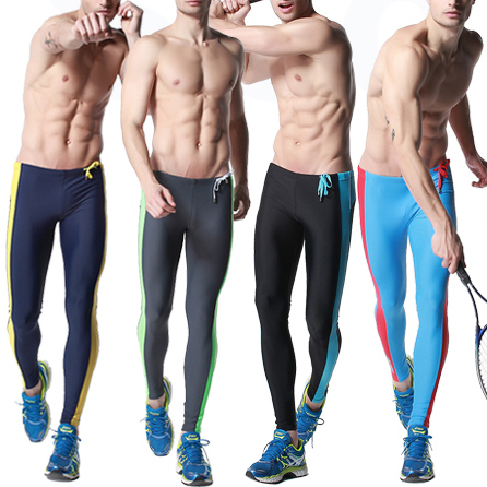 81db2d156e3be High Quality mens joggers tights men gym fitness pants running sports  training jogger pants leggings soccer