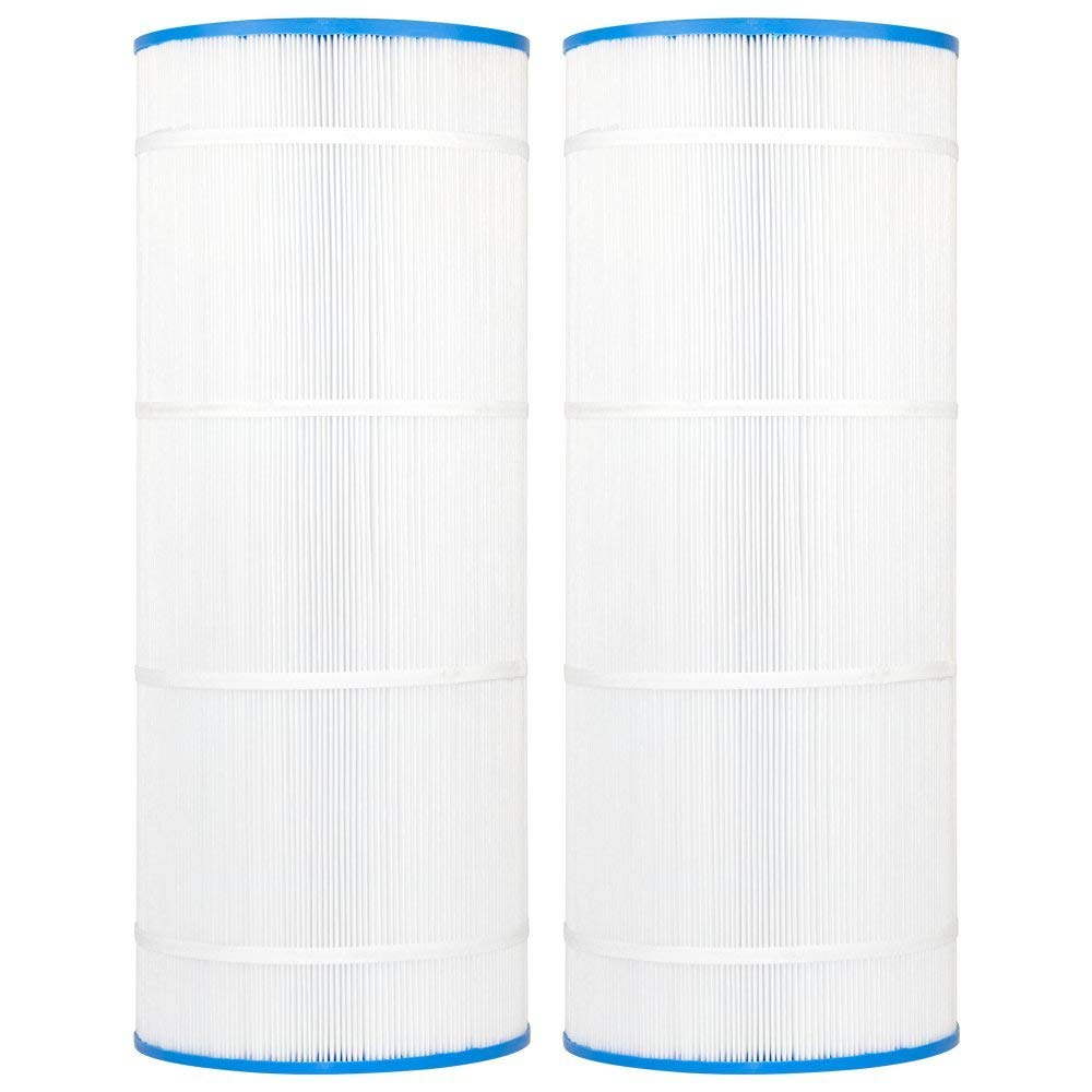 """Clear Choice CCP311 Pool Spa Replacement Cartridge Filter for Waterway Pool 150, Leisure Bay WW-150 Filter Media, 9-15/16"""" Dia x 25-5/16"""" Long, [2-Pack]"""