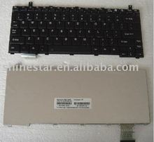 Notebook keyboard Toshiba Portege R100 S100 Laptop Keyboard