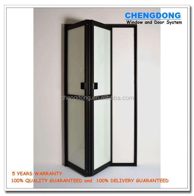 Bathroom Toilet Wooden Folding Glass Doors Buy Folding Glass Doors