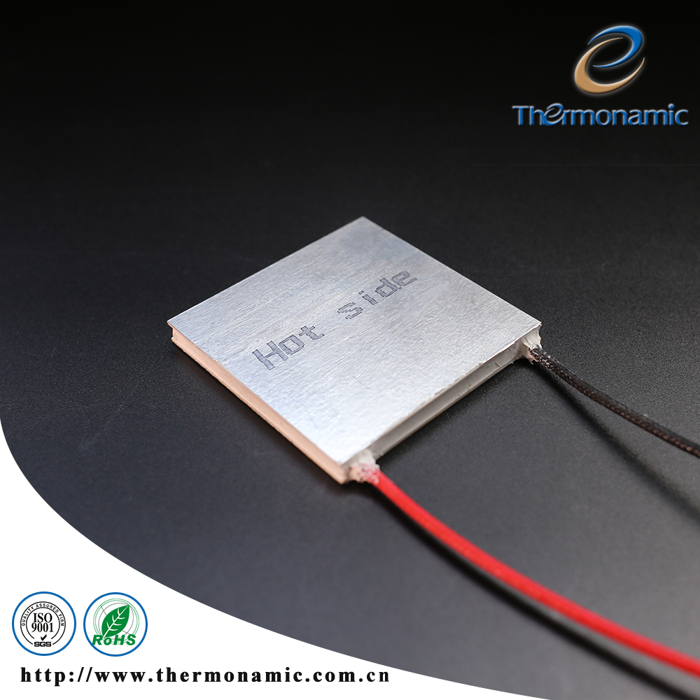 Circuits Brilliant 40x40mm Thermoelectric Power Generator Heatsink Cooler High Temperature Generation Element Circuits Teg High Temperature