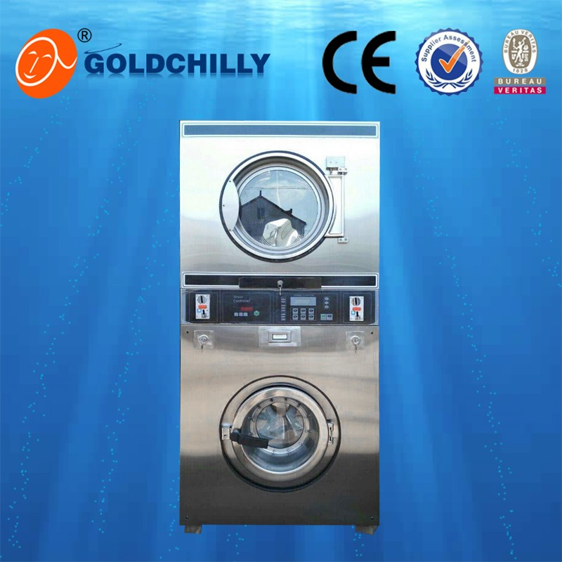 Good Quality And Best Price Coin Operated Washer And Dryer