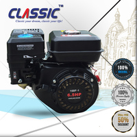 CLASSIC(CHINA) 196CC OHV Gasoline Engine for Sale, Gasoline Engine Model 168F, 6.5HP 168F Engine Electric Start and Recoil Start