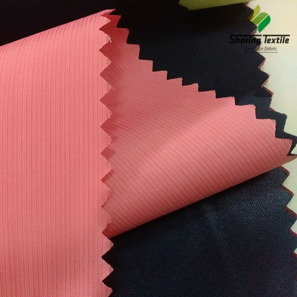 Factory 15D And 20D Polyester 380T 400T 420T Cire Clinquant Calender Waterproof Lining Fabric
