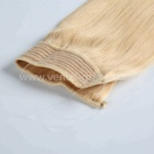 Silver Hair Extensions Hair Extension Wholesale Cheap Silver Russian Human Remy Hair Extensions