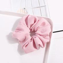 Корейские милые вязаные резинки для волос в сетку, эластичные резинки для волос, веревочки для волос, галстуки для девочек, Женский держател...(Китай)