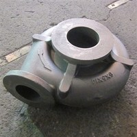 OEM grey iron and ductile iron sand casting parts