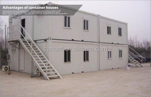 Economical Pre Mining Prefabricated container houses
