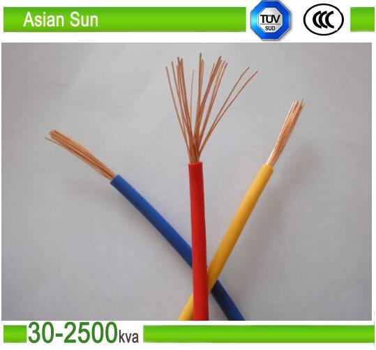 Interior Building Wire ,Unite Copper,THHN/THWN # 6AWG /12AWG