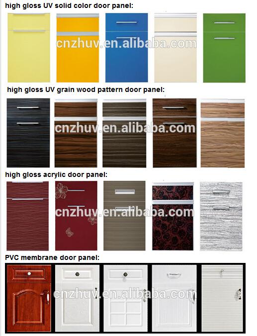 Interior Front Designs Imitation Wooden Door Plywood Kitchen Shutter  Cabinet Door Manufacturer Part 33