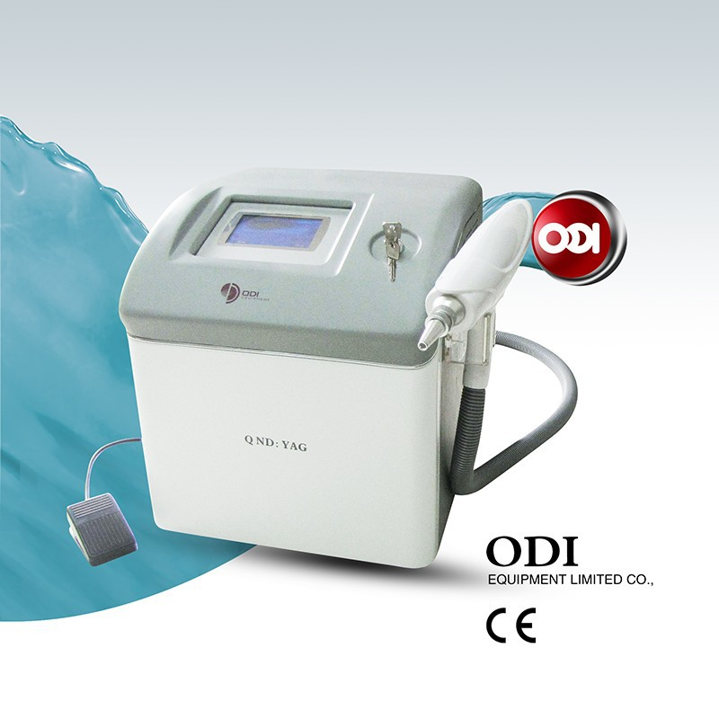 LS550 Tattoo & Pigmentation Removal Nd Yag Laser Skin Treatment For Sale(CE certificate)