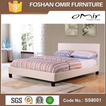 Prado ha cama sof cama cuero de la pu cama cl sica buy - Cama tipo divan ...