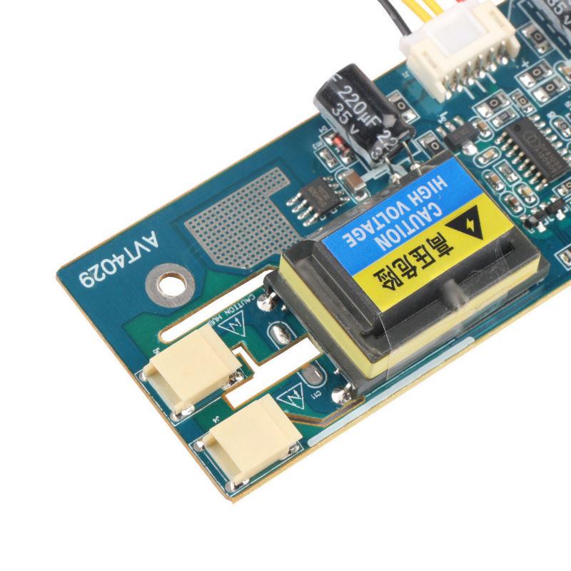 Universal CCFL Inverter LCD Monitor Inverter 4 Lamp 10-25V for Widescreen  lcd widescreen computer monitor 24 lcd widescreen monitor