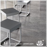 Office decoration flooring carpet tile factory, PVC floor tiles design