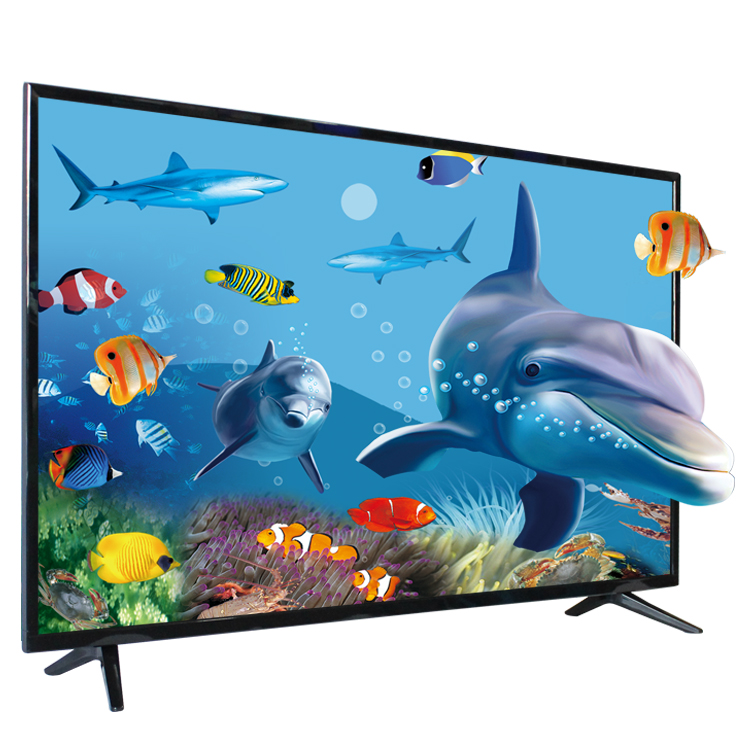 32 40 43 50 55 60 pulgadas China Smart Android LCD LED TV 4K UHD barato de la fábrica de pantalla plana televisores HD LCD LED mejor smart TV
