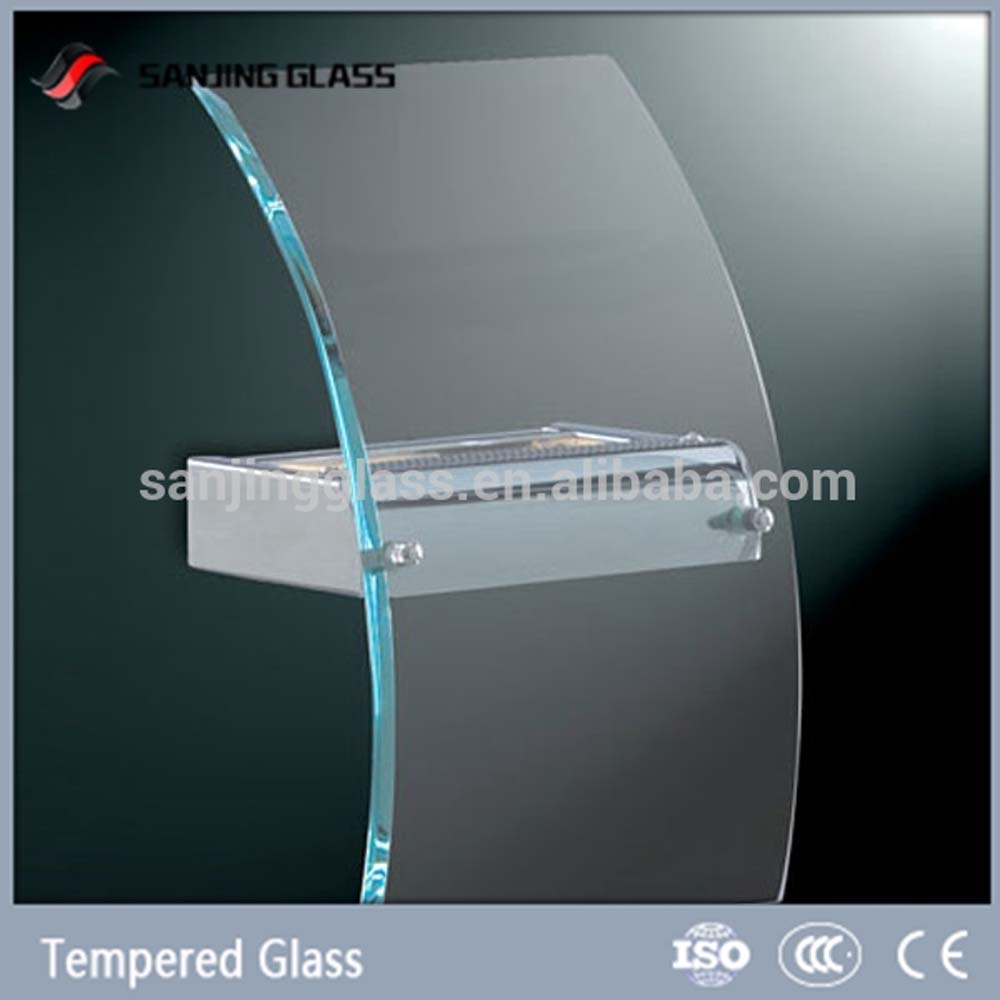 78d32f21c94d 3mm 4mm 5mm 6mm 8mm 10mm 12mm Clear Curved And Flat Tempered Glass ...
