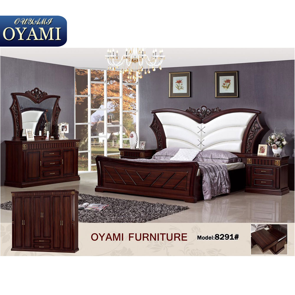 Best Quality Bedroom Furniture Wooden Bed Sets In Sale - Buy