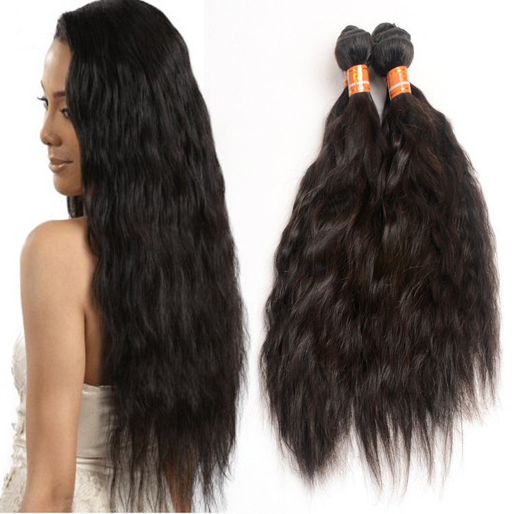 Full Cuticle Double Weft Natural Wave Virgin Human <strong>Hair</strong>, Wholesale Brazilian <strong>Hair</strong> Extension